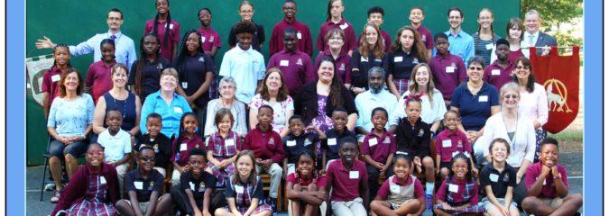 2019-2020 Whole School Photo