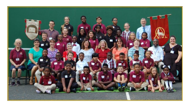 2018-2019 Whole School Photo